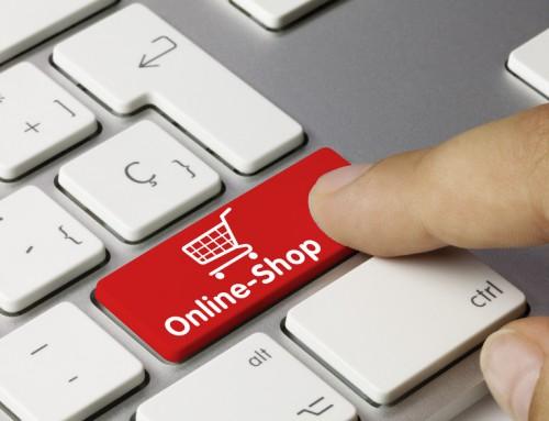 Onlinehandel ersetzt Einkaufsmöglichkeiten vor Ort NICHT!